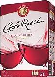 カルロロッシ 赤 ボックス 3L × 4本