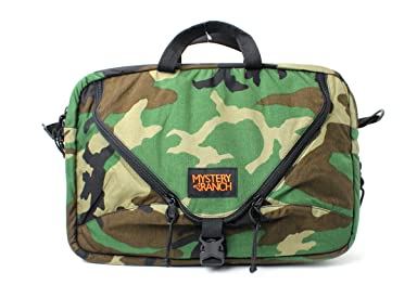 Mystery Ranch 3 Way Expandable 19760072: Woodland Camo