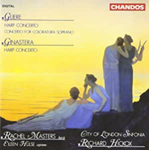 Concerto for Harp & Orchestra; Op 74