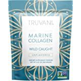 TRUVANI - Wild Caught Hydrolyzed Marine Collagen Protein Powder   Collagen Protein Supplement with Type 1,2 & 3   Anti-Skin A