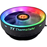 Thermaltake UX100 5V Motherboard ARGB Sync 16.8 Million Colors 15 Addressable LED Intel/AMD Universal Socket Hydraulic Bearin