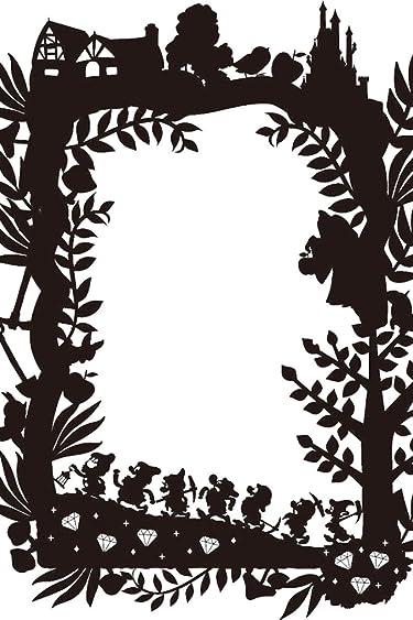 ディズニー  iPhone/Androidスマホ壁紙(640×960)-5 - 白雪姫 影絵
