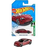 ホットウィール(Hot Wheels) ベーシックカー ポルシェ タイカン ターボ S HCM56