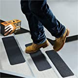 Premium Quality 5 Pieces 6 x 24 Commercial Grade Non-Slip High Traction Stair Safety No Slip Tape Grip Strong Adhesive