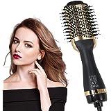 [PREMIUM Version] AU PLUG Professional Blowout Hair Dryer Brush, One Step Hair Dryer and Volumizer, Salon Hot Air Paddle Styl