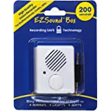 EZSound Box - Front Play Button for Personal Messages, Favorite Tunes, Stuffed Toys, Science Projects, Hobbies, Craft Project