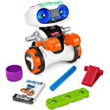 Fisher-Price FXG15 Code 'n Learn Kinderbot, Interactive Preschool Robot Toy that teaches early math, problem solving, and mor