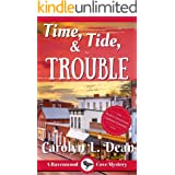 TIME, TIDE, and TROUBLE: A Ravenwood Cove Cozy Mystery (book 5)
