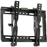 テレビ壁掛け 金具 JinNiu 14-42インチ 汎用液晶TVモニター取り付け金具け 上下角度調節可能 24 32 3…