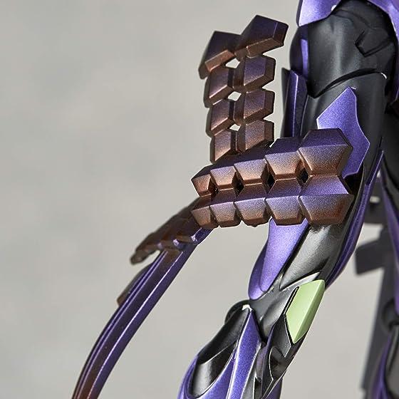 リボルテック EVANGELION EVOLUTION エヴァンゲリオン初号機 刀野薙Ver. 約185mm ABS&PVC製 塗装済み可動フィギュア EV-019