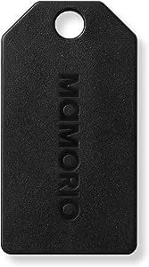 MAMORIO S マモリオ エス Black&Black 世界最軽・最小・最薄クラスの紛失防止タグ /Bluetooth/