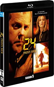 24 -TWENTY FOUR- シーズン5(SEASONSブルーレイ・ボックス) [Blu-ray]