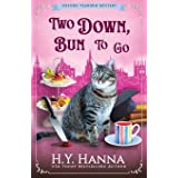 Two Down, Bun to Go: The Oxford Tearoom Mysteries - Book 3 (3)