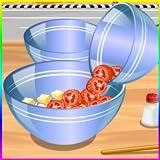 サラダゲームを料理するゲーム