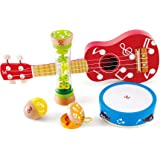 Hape E0339 Mini Band Set Toy