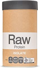 Amazonia RAW Protein Isolate Natural, 500g