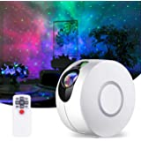 Galaxy Projector, JFMShop Star Projector with LED Nebula Cloud, Laser Star Light Projector with Remote Control for Kids Adult