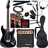 SELDER エレキギター ストラトキャスタータイプ STH-20 初心者入門13点セット /HBK(970700330…