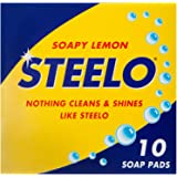 Steelo Soap Lemon (Count of 10)