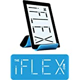 iFLEX Cell Phone Stand and Tablet Stand for Air Travel, Work and Home – This Flexible Phone Holder is The Perfect iPhone Stan