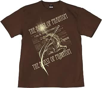 [GENJU] Tシャツ ユニコーン 馬 ラインストーン 裏もデザイン有 メンズ キッズ
