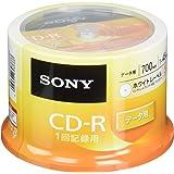 ソニー データ用CD-R 1-48倍速 50枚パック 50CDQ80GPWP