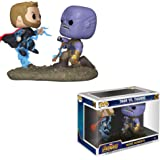 Pop Movie Moment Thor vs. Thanos Vinyl Figure