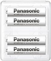 【Amazon.co.jp限定】松下 能量瓶 4个型充电电池 4个装 标准款 BK-4MCC/4SA