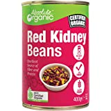 Absolute Organic Red Kidney Beans, 400g