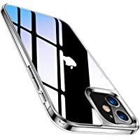 TORRAS 強化三層ガラス iPhone 12 用 ケース iPhone 12 Pro 用 ケース 2021強化保護版…