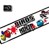 Bird's Versus Ninja:  FREE Cute Dodging Game for Kids, Girls, Boys