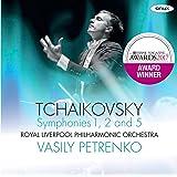 Tchaikovsky Symphonies Nos.1, 2 5
