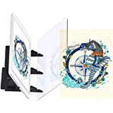 Optical Drawing Board, Sketch Wizard Tracing Drawing Board Drawing Projector Optical Painting Board Sketching Tool Kids, Adul