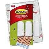 Command PH044-3NA Value Pack Canvas Hanger, Large, White