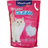 Vitakraft Pet Care VK14035 Magic Clean Classic Cat Litter, 5L