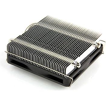サイズ ロープロファイルCPUクーラー 小太刀 リビジョンB  SCKDT-1100