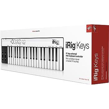 IK Multimedia iRig Keys  iOS,Android,Mac/Win対応モバイル・キーボード【国内正規品】