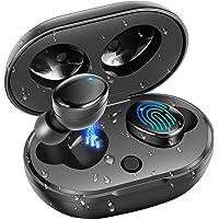 【進化版Bluetooth5.0+EDR搭載 イヤホン】bluetooth イヤホン bluetooth 完全ワイヤレス…