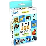 First 100 Animals Matching Card Game  Game