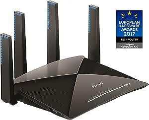 NETGEAR WiFiルーター 11ad AD7200 Nighthawkシリーズ 速度 AD4600M/AC1733M + 800 Mbps R9000