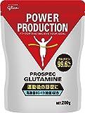 グリコ パワープロダクション アミノ酸プロスペック グルタミンパウダー アミノ酸 200g【使用目安 約40回分】500…