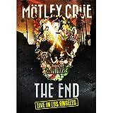 モトリー・クルー『「THE END」ラスト・ライヴ・イン・ロサンゼルス 2015年12月31日』【通常盤ラスト・ライヴBlu-ray(日本先行発売/日本語字幕付き/日本語解説書封入)】