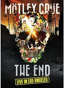 モトリー・クルー『「THE END」ラスト・ライヴ・イン・ロサンゼルス 2015年12月31日+劇場公開ドキュメンタリー映画「THE END」』【初回限定盤ラスト・ライヴBlu-ray+ラスト・ライヴCD+劇場公開ドキュメンタリー映画Blu-ray(日本先行発売/日本語字幕付き/日本語解説書封入)】