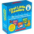 First Little Readers Guided Reading Level B: 25 Irresistible Books That Are Just the Right Level for Beginning Readers (Guide