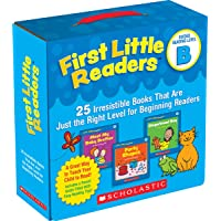 First Little Readers Guided Reading Level B: 25 Irresistible…