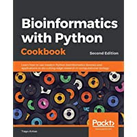 Bioinformatics with Python Cookbook: Learn how to use modern…