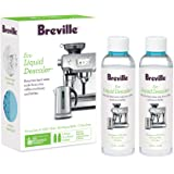 Breville Eco Liquid Descaler, Duo Pack, Clear, BES009CLR