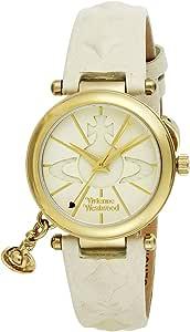 [ヴィヴィアンウエストウッド] 腕時計 VV006WHWH 並行輸入品 ホワイト [並行輸入品]