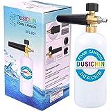 DUSICHIN SFL-001 Pressure Washer Jet Wash 1/4 Quick Release Adjustable Snow Foam Lance Foam Cannon