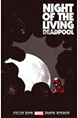 Night of the Living Deadpool Kindle Edition